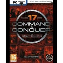 Command and Conquer The Ultimate Collection - PC (el. verze)