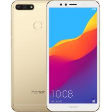 Honor 7A, 32GB, zlatý