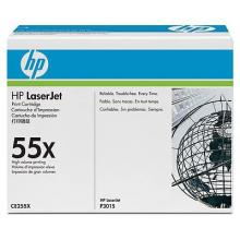 HP 55X - černý Contract Toner, CE255XC