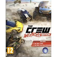 The Crew Wild Run Edition - PC (el. verze)