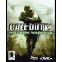 Call of Duty 4 Modern Warfare Steam - PC (el. verze)