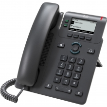 Cisco IP Phone CP-6821 (CP-6821-3PCC-K9=)