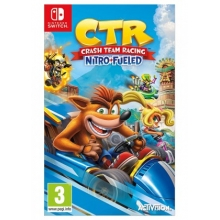 Crash Team Racing Nitro-Fueled - NS