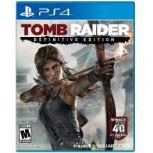 Tomb Raider: The Definitive Edition - PS4