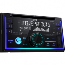 JVC Autorádio KW-DB93BT (CD/MP3/BT)