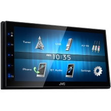 JVC KW-M25BT autorádio BT/USB/MP3 JVC