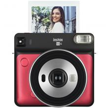 Fujifilm INSTAX SQ 6 - Ruby Red