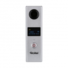 Rollei 360 Degree Camera/ 2x objektiv/ Wi-Fi