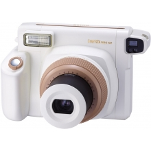 Fujifilm Instax Wide 300 camera EX D, toffee