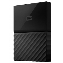 WD My Passport Game Storage 2TB černý