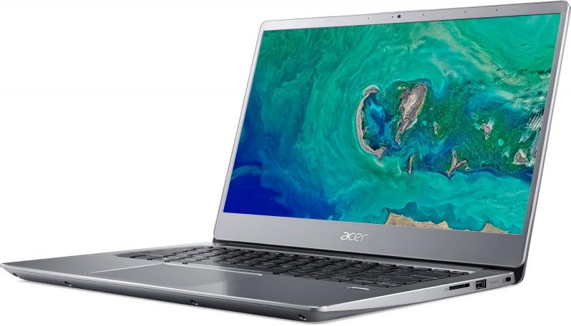 Acer Swift 3 Pro (SF314-56-58L2), stříbrná Garance bleskového servisu s Acerem Servisní pohotovost – Vylepšený servis PC a NTB ZDARMA Elektronické předplatné deníku E15 v hodnotě 793 Kč na půl roku zdarma (NX.H4CEC.012) - obrázek č. 0