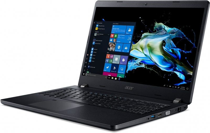 Acer TravelMate P215 (TMP215-51-52GR), černá Garance bleskového servisu s Acerem Servisní pohotovost – Vylepšený servis PC a NTB ZDARMA (NX.VJYEC.004) - obrázek č. 0