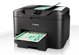 Canon MAXIFY MB2750 4v1 barevná tiskárna - obrázek č. 3