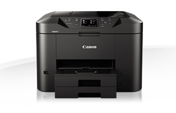 Canon MAXIFY MB2750 4v1 barevná tiskárna - obrázek č. 4