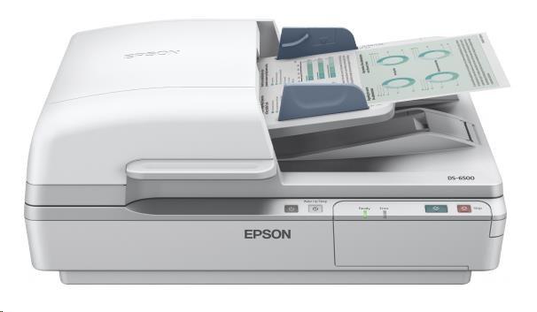 EPSON skener WorkForce DS-7500, A4, 1200x1200dpi, USB 2.0, DADF - obrázek č. 0