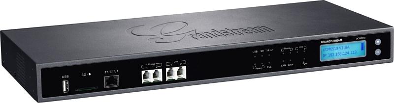 Grandstream UCM6510, IP pobočková ústředna - obrázek č. 0