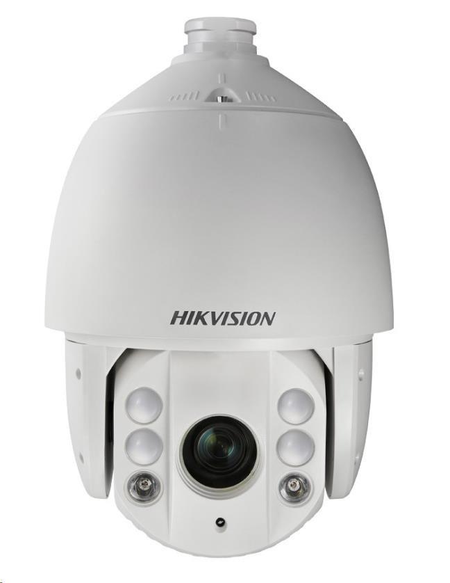 HIKVISION IP kamera 2Mpix, H.264, 50 sn/s, zoom 25x (max 60°), Hi-PoE, DI/DO, audio, IR 150m, 3DNR, MicroSDXC, IP66 - obrázek č. 0