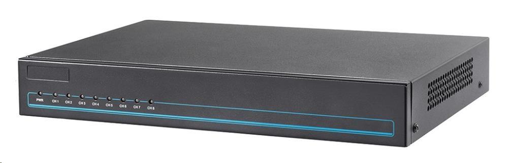 HIKVISION DS-1TP04I, 4 kanálová jednotka pro napájení Hikvision PoC kamer po koaxiálním kabelu - obrázek č. 0