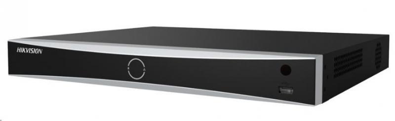 HIKVISION NVR, 8 kanálů, 2x HDD(až 8TB), 4K UHD, 8xPoE, 2xUSB, 1xHDMI a 1xVGA, 4xDI,1xDO, audio in/out, POS, analytika - obrázek č. 0