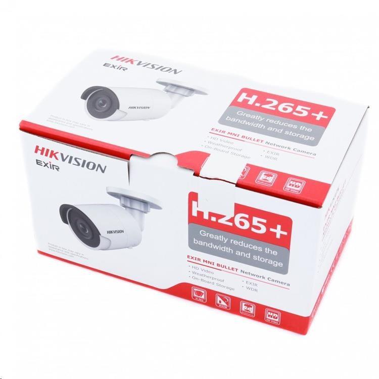 Hikvision DS-2CD2043G0-I (6mm) - obrázek č. 0
