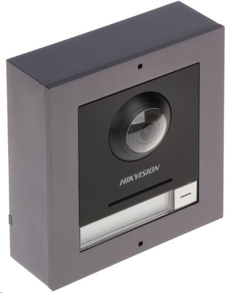 HIKVISION DS-KD8003-IME1/Surface, venkovní modulární kamerová jednotka pro videotelefony, LAN, IP, PoE - obrázek č. 0