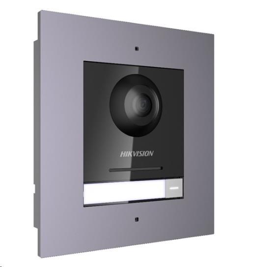 HIKVISION DS-KD8003-IME1/Flush, venkovní modulární kamerová jednotka pro videotelefony, LAN, IP, PoE - obrázek č. 0