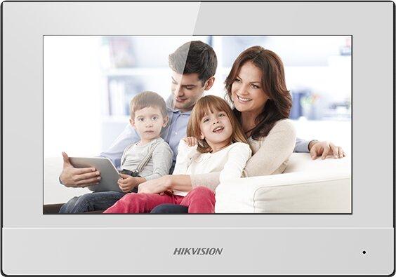 Hikvision DS-KH6320-WTE1-W(O-STD), bílý - obrázek č. 0
