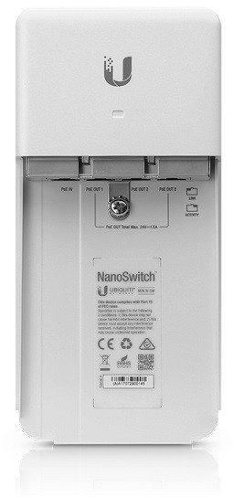 Ubiquiti NanoSwitch N-SW - obrázek č. 0