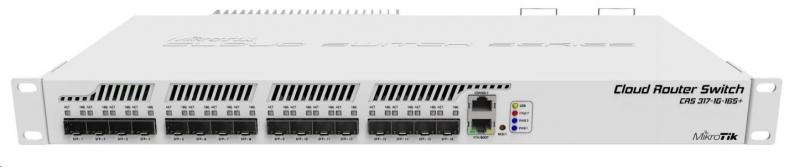 Mikrotik Cloud Router CRS317-1G-16S+RM - obrázek č. 0