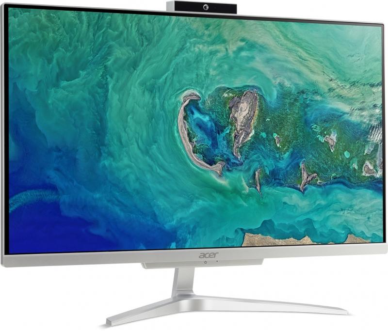 Acer Aspire C 24 (AC24-865), stříbrná Servisní pohotovost – Vylepšený servis PC a NTB ZDARMA - obrázek č. 0