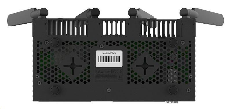 MikroTik Router (RB4011iGS+5HacQ2HnD-IN) - obrázek č. 0