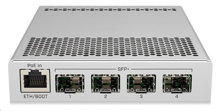 Mikrotik Cloud Router Switch CRS305-1G-4S+IN - obrázek č. 0