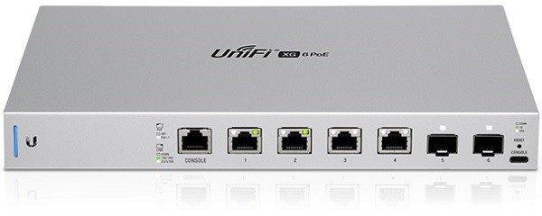 Ubiquiti UniFi Switch XG 6P - obrázek č. 0
