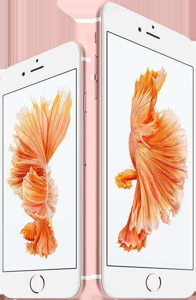 Apple iPhone 6s 32GB - Silver - obrázek č. 1