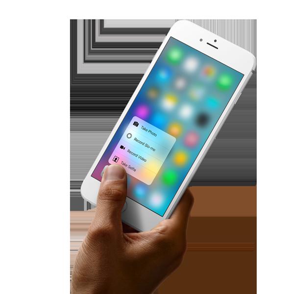 Apple iPhone 6s 32GB - Silver - obrázek č. 2