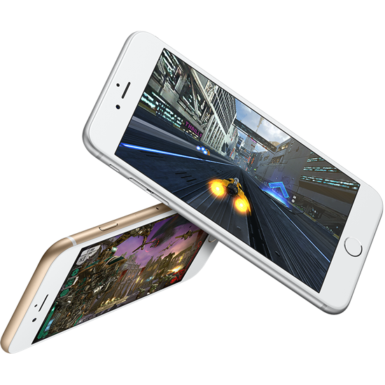 Apple iPhone 6s 32GB - Silver - obrázek č. 4