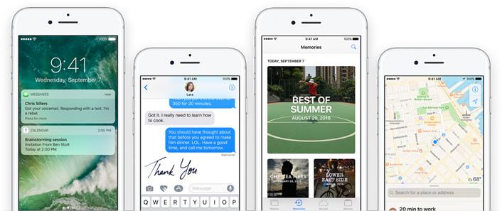 Apple iPhone 7 128GB - Gold - obrázek č. 11