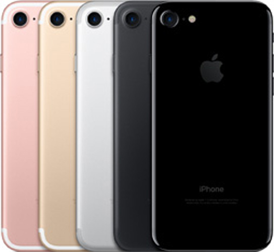 Apple iPhone 7 128GB - Rose Gold - obrázek č. 0