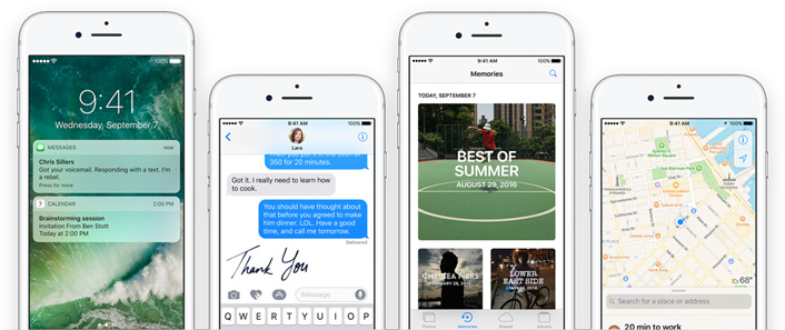 Apple iPhone 7 32GB - Rose Gold - obrázek č. 11