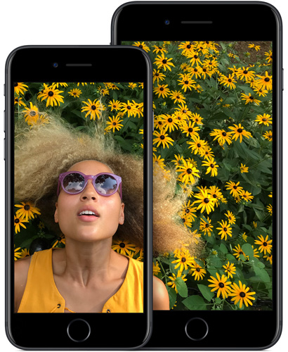 Apple iPhone 7 Plus 128GB - Silver - obrázek č. 2