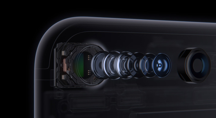 Apple iPhone 7 Plus 128GB - Silver - obrázek č. 5