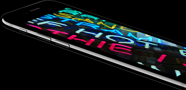 Apple iPhone 7 Plus 128GB - Silver - obrázek č. 7