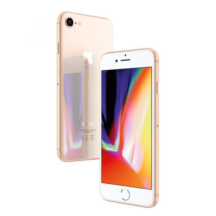 Apple iPhone 8, 256GB, zlatá - obrázek č. 0