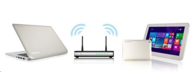"""TOSHIBA HDD CANVIO CONNECT II 500GB, 2,5"""", USB 3.0, bílý - obrázek č. 2"""