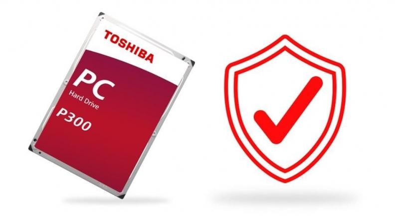 TOSHIBA HDD P300 2TB, SATA III, 7200 rpm, 64MB cache, 3,5 - obrázek č. 5