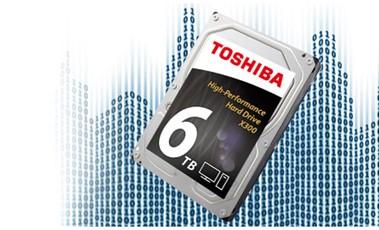 TOSHIBA HDD X300 6TB, SATA III, 7200 rpm, 128MB - obrázek č. 0