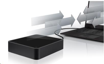 TOSHIBA Canvio For Desktop 4TB - obrázek č. 1