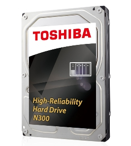 TOSHIBA HDD N300 NAS 4TB - obrázek č. 0