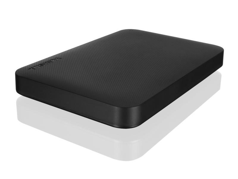 Toshiba Canvio Ready externí pevný disk 2000 GB Černá - obrázek č. 0