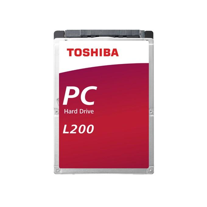TOSHIBA HDD L200 1TB, SATA III, 5400 rpm - obrázek č. 0
